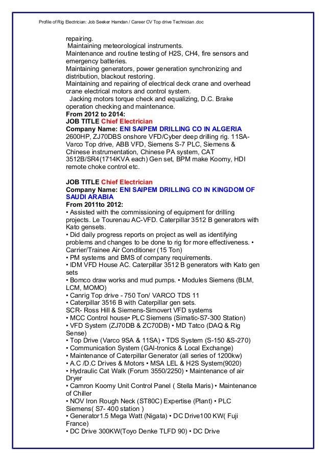 resume apprentice resume sample resume pack electrician resume ...