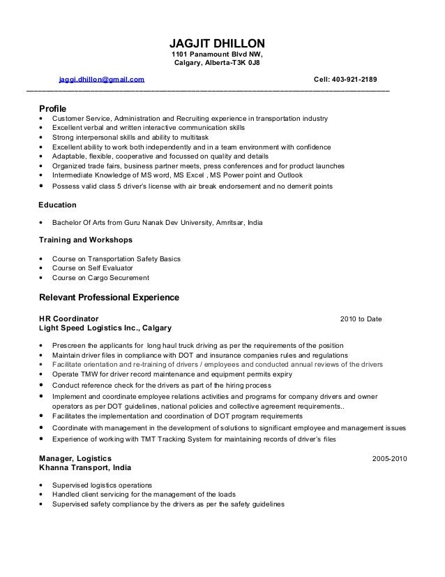 Amazing It Manager Resume In Calgary Gallery - Best Resume Examples ...