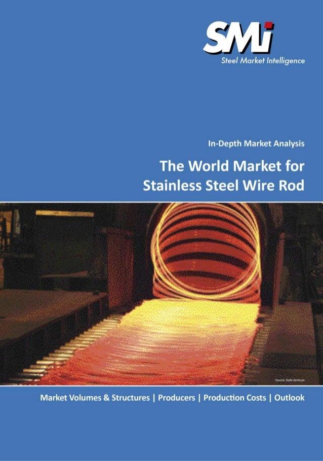 SMI STS Wire Rod
