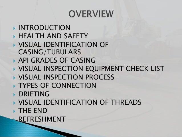 VISUAL INSPECTION   pt 2 Slide 2
