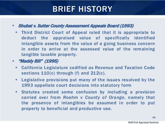 Taxable Value Of Property V Appraised Value