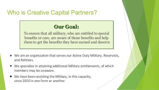 C%26D Military H %26 W Final Presentation Slide 2