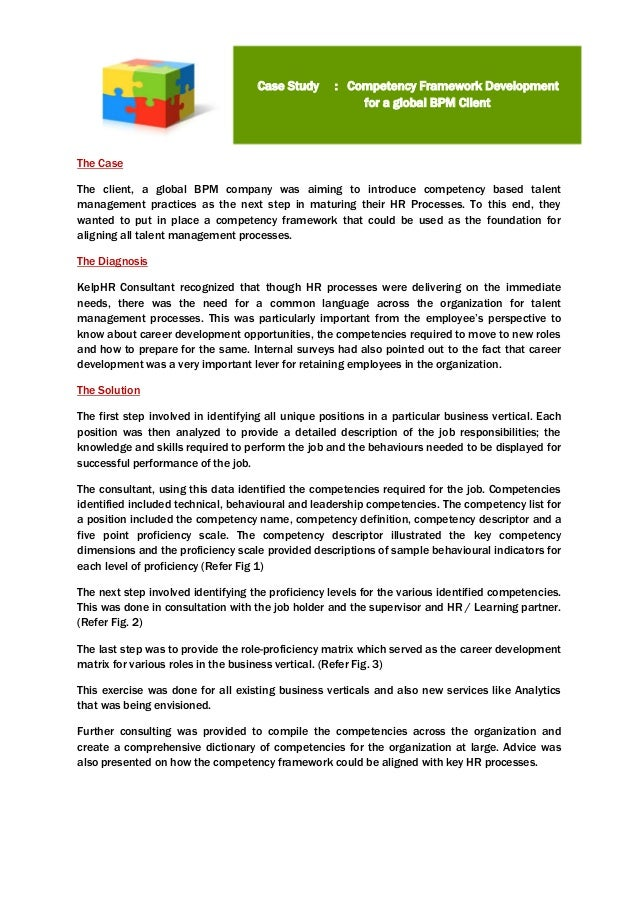 global software project management a case study Full-text (pdf) | global software development (gsd) is a growing phenomenon in industry, including the abb group of companies, which has a long history of executing globally distributed development projects geographic and temporal separation, culturally-based misunderstandings, and language.