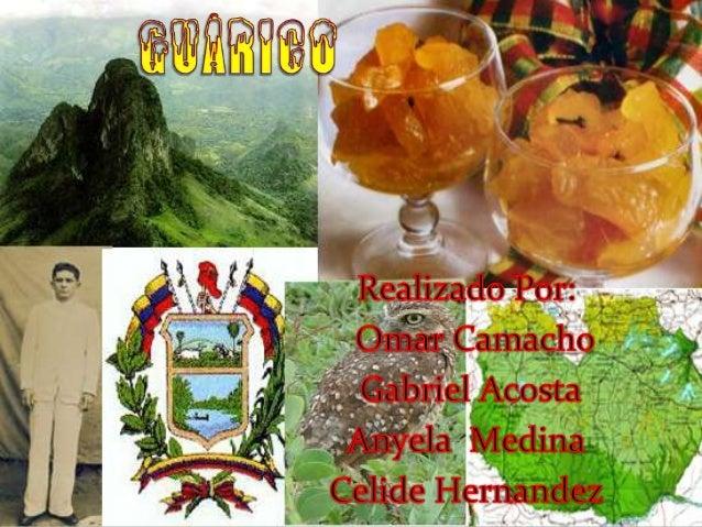 ContenidoUbicación Territorial   Sitios TurísticosMapa                    Comida TípicaSímbolos del estado     Bebida Típi...