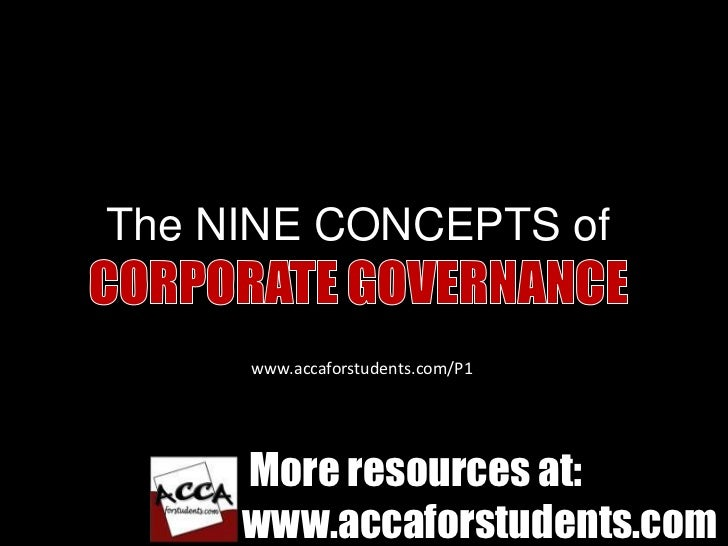 Concept of governance of academic resources dissertation