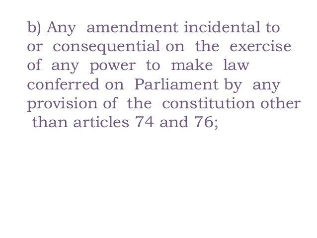 Constitutional Supremacy