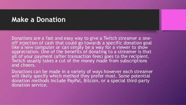 9 cool ways to support your favorite twitch streamer