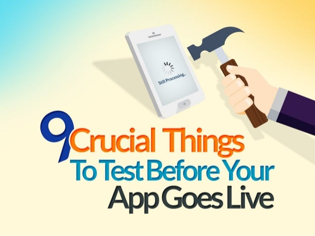 While testing isn't the most glamorous phase in the process of developing apps, it certainly is one that can't be ignored....