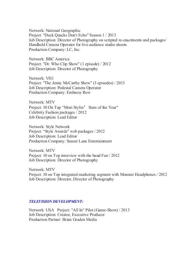 fashion editor job description - Ideal.vistalist.co