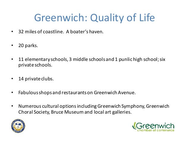 Greenwich Ct Personal Property Tax