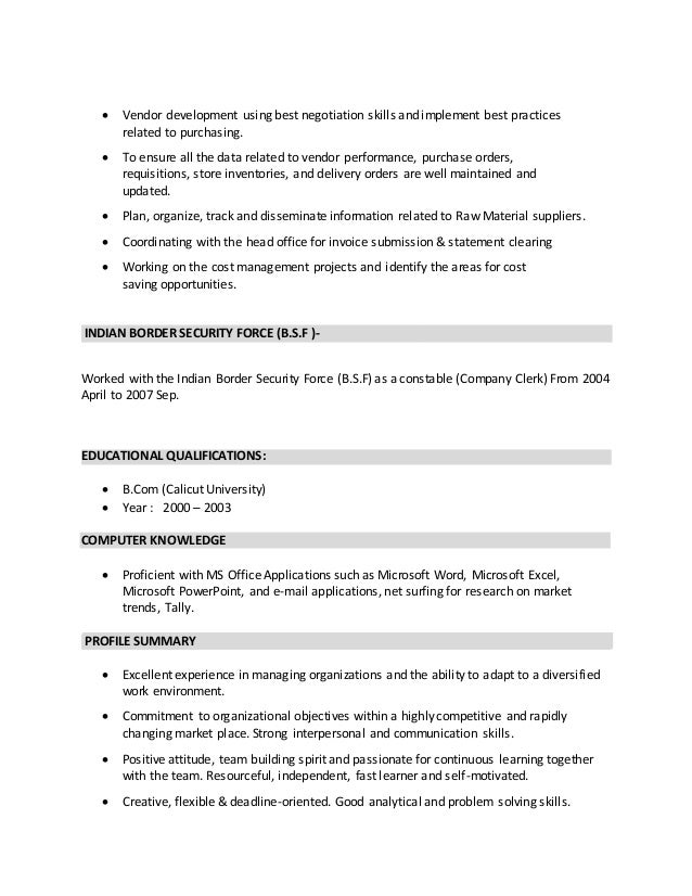 Contract Negotiation Basics