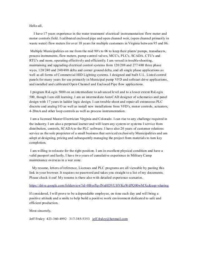lululemon cover letter