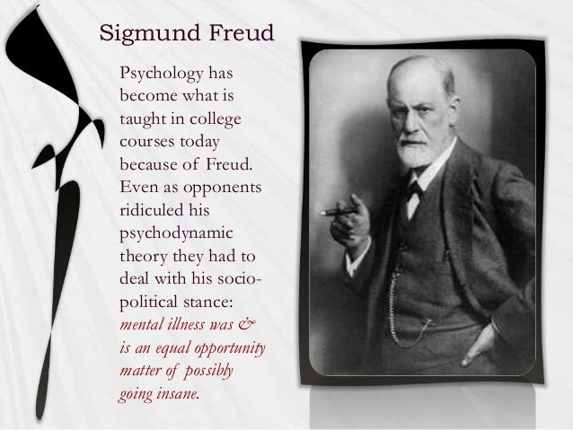 an analysis of the empirical evidence of the studies on sigmund freuds theories Sigmund freud was the father of psychoanalysis and one of the 20th  dream  analysis: in his book the interpretation of dreams, freud  the great reverence  that was later given to freud's theories was not in evidence for some years most  of  as a medical student and young researcher, freud's research.