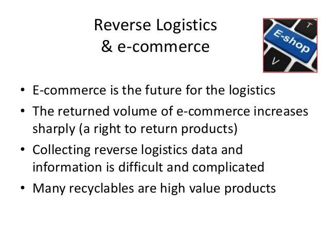 managing product returns for reverse logistics