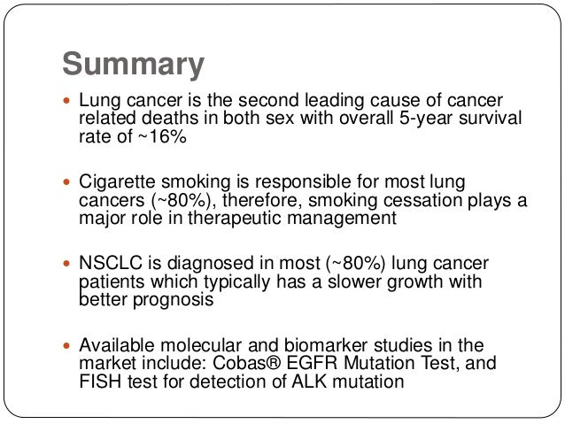 lung cancer final Physical changes during the final stages of lung cancer can be related to the tumor in the lungs, the spread of cancer to other parts of the body, or due to the .