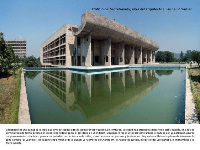 Decadencia de la arquitectura moderna - Arquitecto le corbusier ...