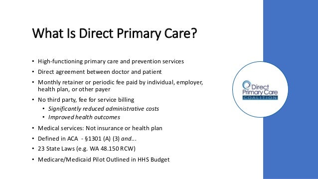 Direct Primary Care An Alternative To Traditional Insurance Jay Ke