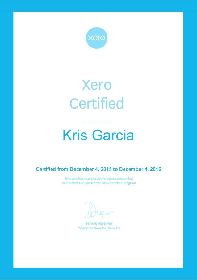 Xero Certification Dec 4 2015 To Dec 4 2016 635847853319194151