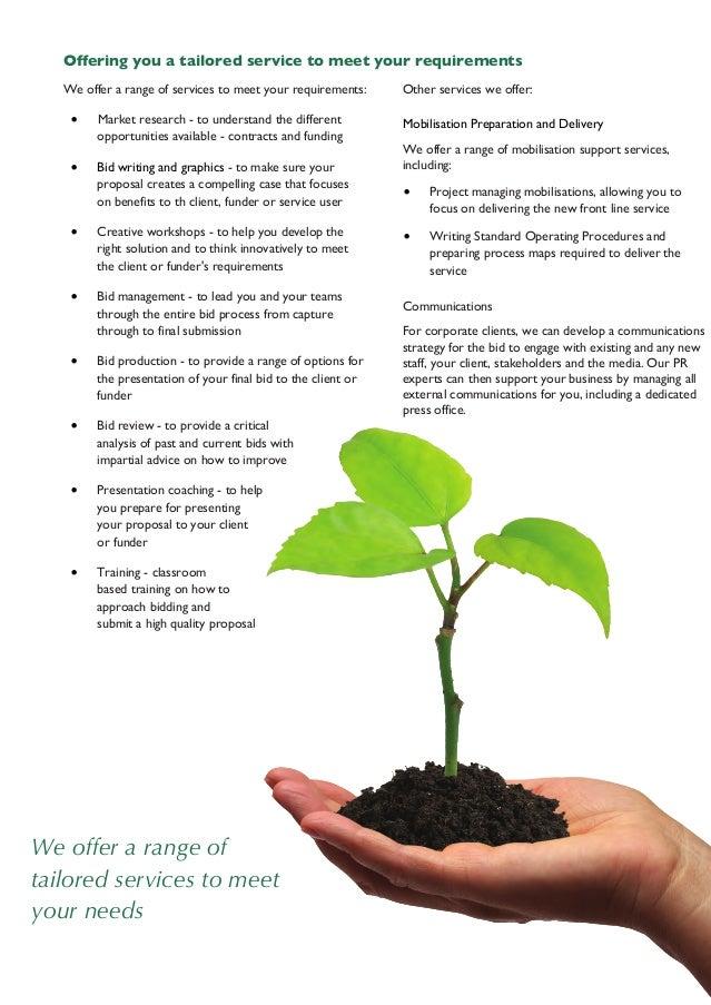 ... of Sponsorship Proposal Online | Grant @ Proposal Writing Service