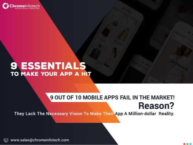 Follow the 9 Essential Steps to Create a Hit Mobile App