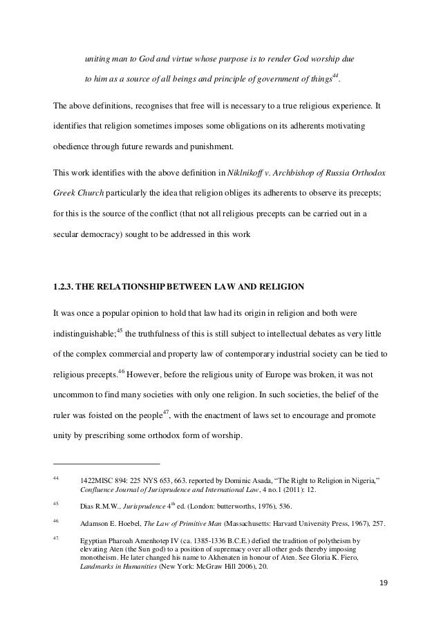 An analysis of the workers rights under the law in relation to sexuality