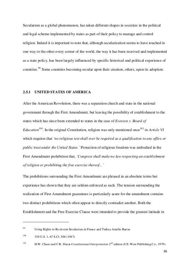 st amendment essay free