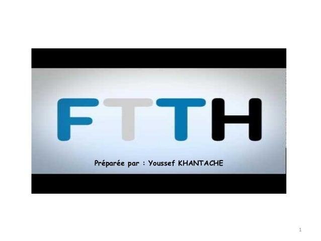 Préparée par : Youssef KHANTACHE 1