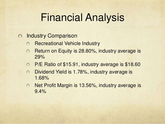 recreational vehicle industry analysis Current, comprehensive coverage of the recreational vehicle parks industry includes: industry forecasts, trends, financial information & detailed analysis.
