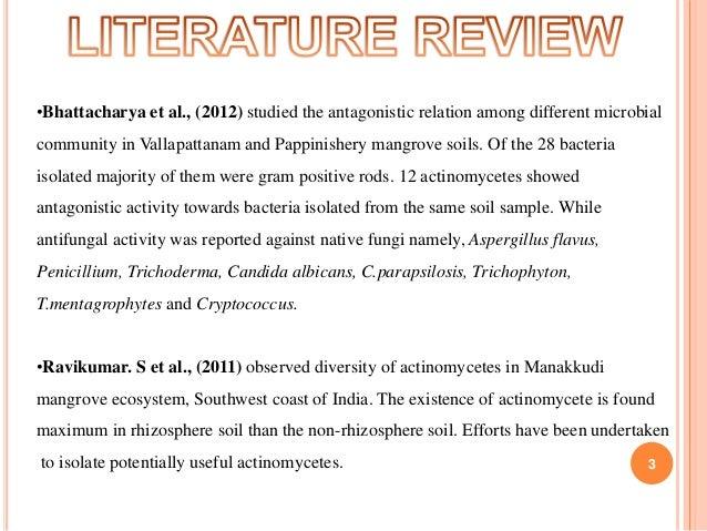 Endophytic actinomycetes+thesis