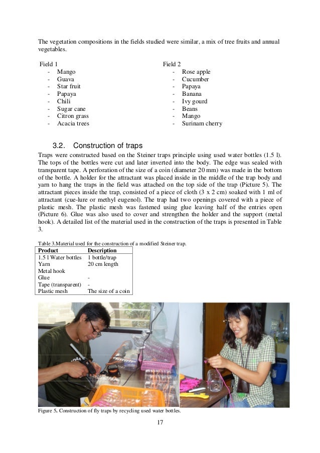 Monitoring and pest control of fruit flies in Thailand_ new knowledge…