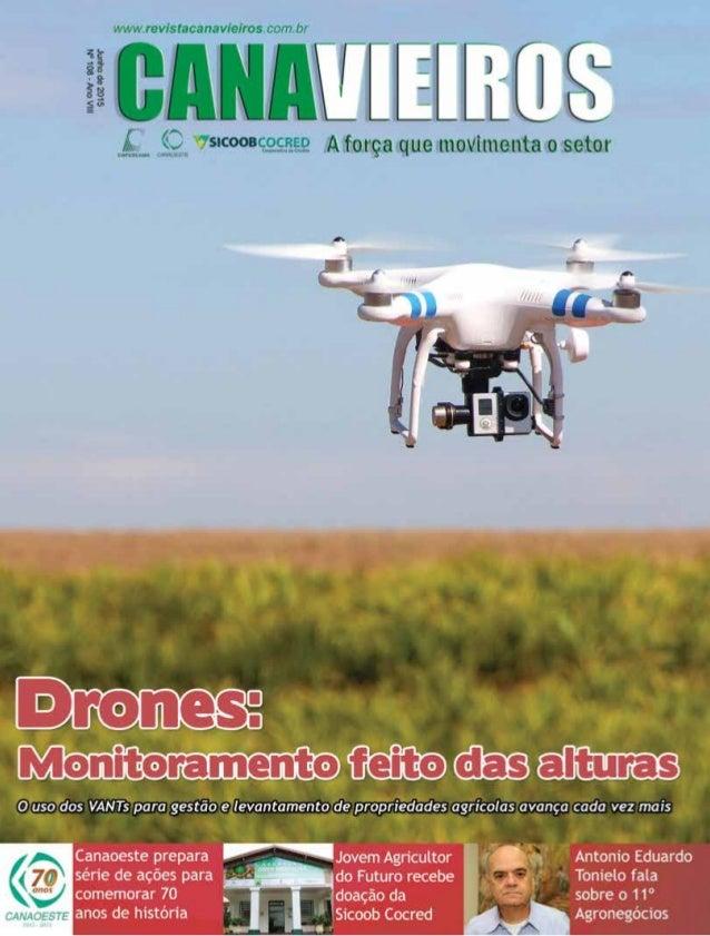 Revista Canavieiros - Junho de 2015 1