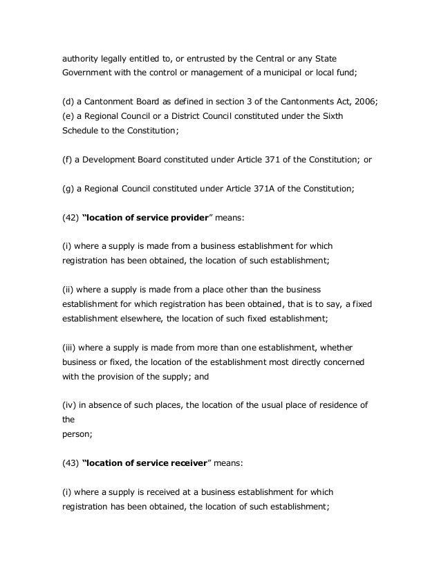 Cantonments Act 2006 Ebook