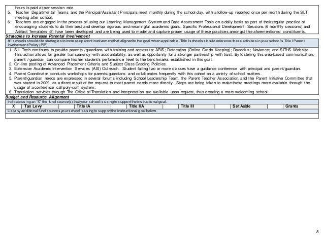 2013 - 2014 Comprehensive Education Plan - 31R605