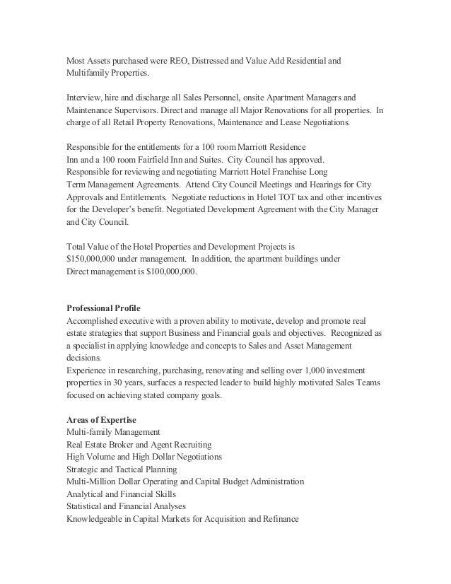 Mr Resume 030116 Rv1