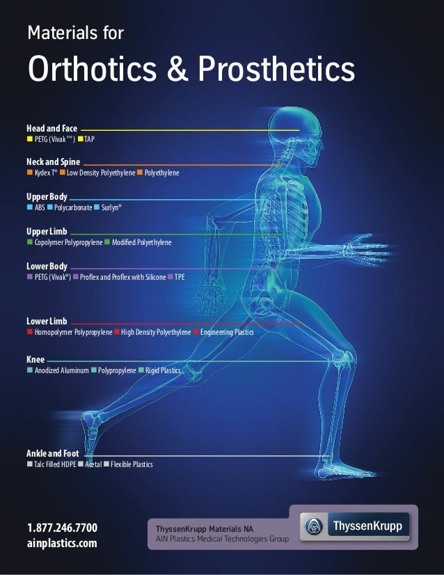 Orthotists and Prosthetists
