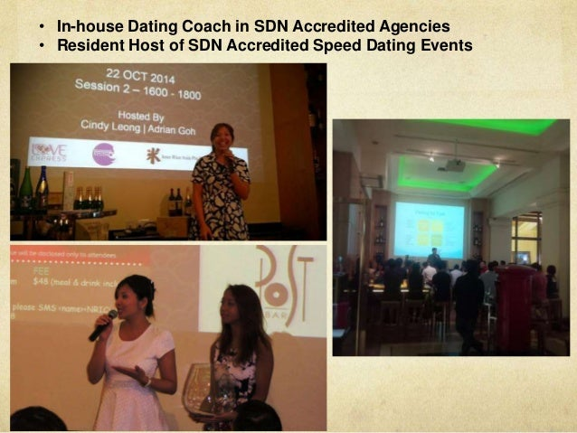 singapore speed dating 2014