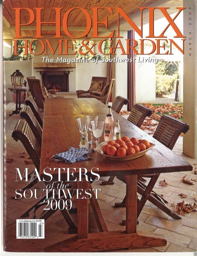 Phx Home & Garden_Emerging Artists