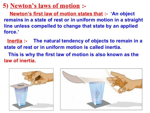newtons second law experiment