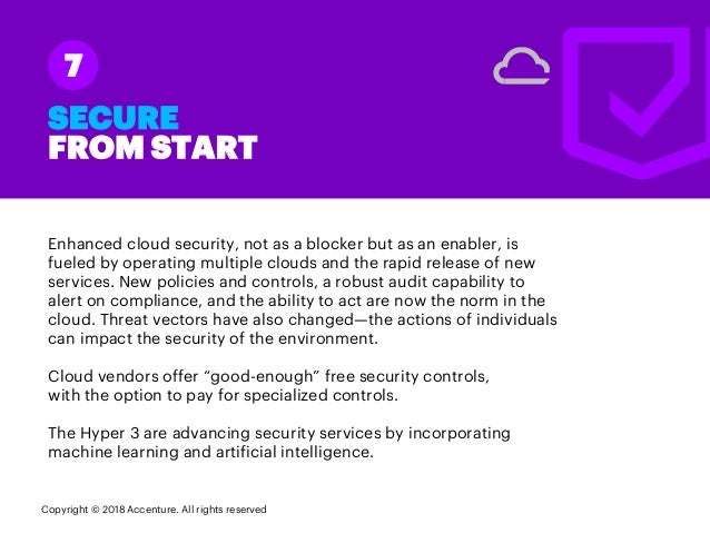 Enhanced cloud security, not as a blocker but as an enabler, is fueled by operating multiple clouds and the rapid release ...