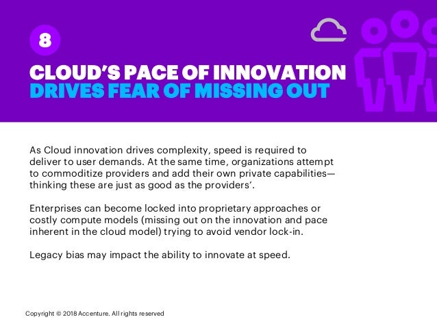As Cloud innovation drives complexity, speed is required to deliver to user demands. At the same time, organizations attem...