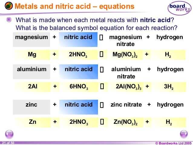 What Reaction Occurs When Hydrochloric Acid and Zinc Are Combined?