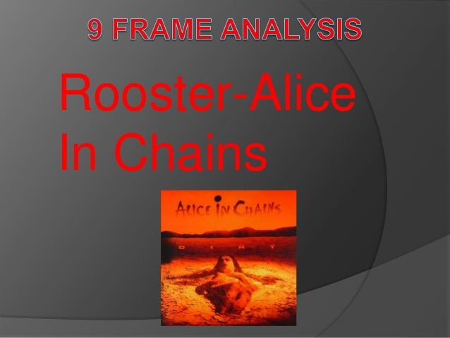 Rooster-Alice In Chains