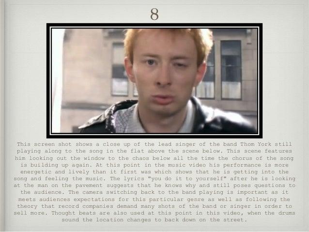 9 frame analysis radiohead just 10 solutioingenieria Choice Image