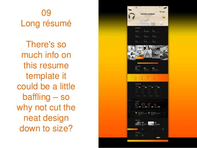 11 09 long rsum theres so much info on this resume template it - Resume Template It
