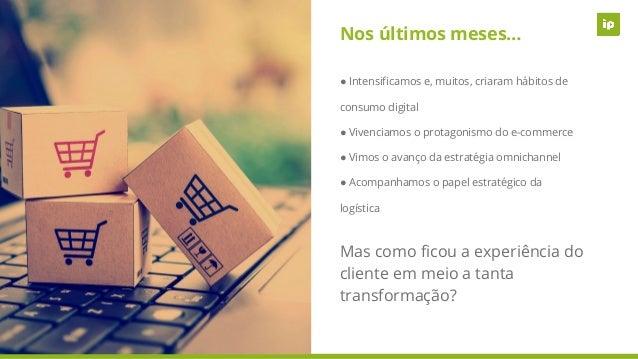 The Future of E-Commerce - Enterprise | O futuro da experiência de entrega: tecnologias para estar preparado Slide 2