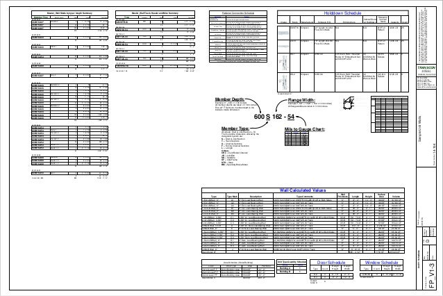 Sample unit plan bim wall layouts for Schedule of doors and windows sample