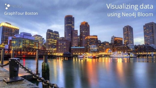 1 GraphTour Boston Visualizing data using Neo4j Bloom