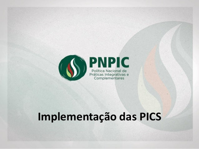 Implementação das PICS