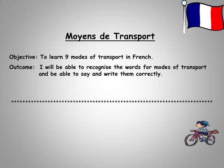 9j2 Lesson 1 Transport Slide 2
