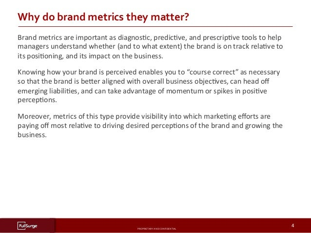 brand performance measures This paper measures patterns of loyalty for variants of a product, such as   analysed the impact of these factors on the performance of brands (eg bergen et  al.